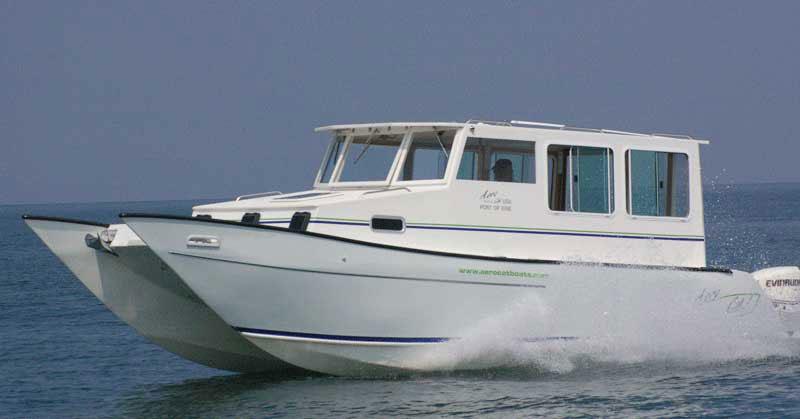 Power Catamaran World Trailerable Powercats