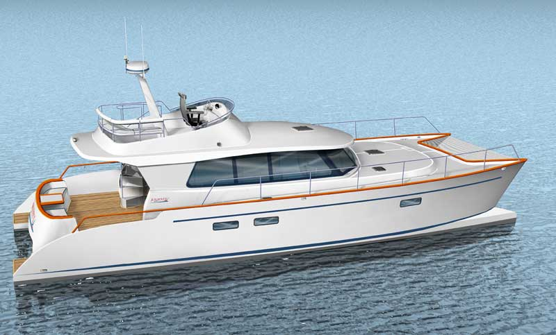 Aluminum power catamaran plans | gilang ayuninda