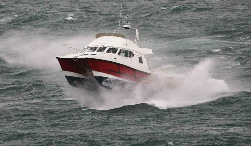 Power Catamaran World: Trailerable powercats